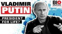 Vladimir Putin - KGB to President..