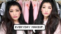 Everyday Makeup Tutorial Kyutie