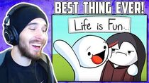 THE BEST THING EVER! - Life is Fun - Ft