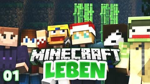 Minecraft LEBEN -01 - Die Ersten Schritte! - unge