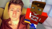 Izzi und Minecraft-Skin