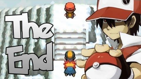 Let's Play Pokemon HeartGold - The End - Pokemon Trainer Red