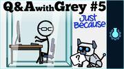 Greystickfigure