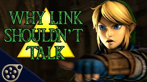 Why Link Shouldn't Talk Legend of Zelda SFM Animation feat