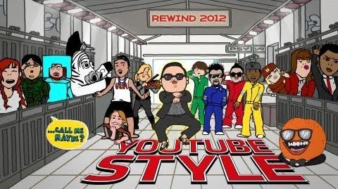 Fischi34123/Rewind YouTube Style - 2012