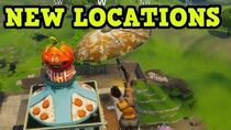 Fortnite Update - New Location Names, Weapon Changes