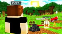 I Paid a Homeless Man And He Became a MILLIONAIRE! (Minecraft)