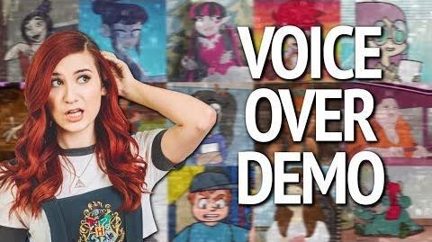 Anna Brisbin Voice Over Demo (Animation)