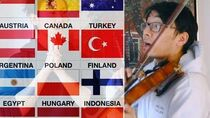 Country Sounds on the Violin