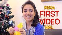 Mera First Video Hai Channel Teaser Simran Dhanwani