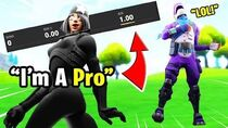 *EXPOSING* Random Duo's Stats In Fortnite! (He Lied..