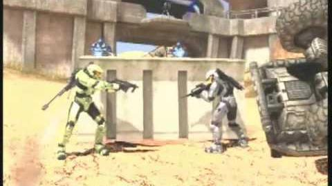 Halo 4 Start a New Fight