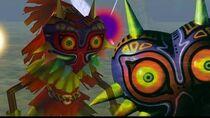 Zelda Majora's Mask - Part 1 Mask of Evilynessyness
