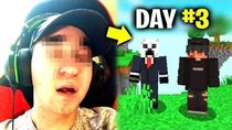 Last To Leave Minecraft Wins $10,000 - Challenge