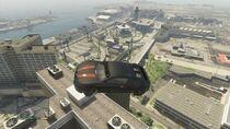 The Biggest Jump in GTA 5