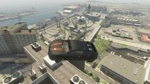 The Biggest Jump in GTA 5