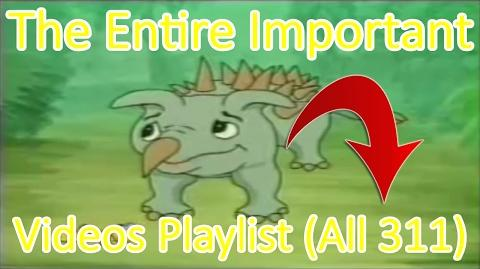 The Entire important videos Playlist in One Video