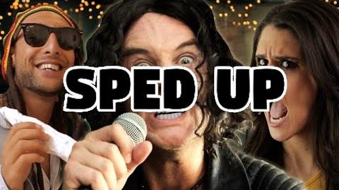 Bart Baker- MAGIC!- Rude Parody Sped Up