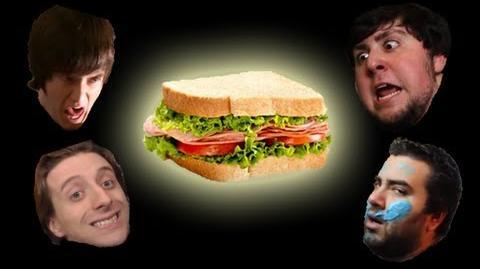 When Game Reviewers Wanna Make a Sandwich