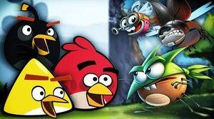 Angry Birds vs