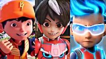 BoBoiBoy x Mechamato x Ejen Ali AMV Short - Bad Liar