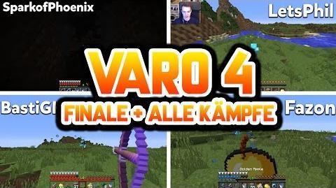 Minecraft VARO 4