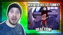 WHY IS THIS SO FUNNY? - Reacting to YTP Dipper Goes To Taco Bell