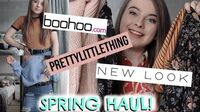 £250 SPRING CLOTHING HAUL! HIT OR MISS?!? Try On First Impressions!