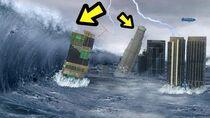 GTA 5 - The BIGGEST Tsunami EVER!!