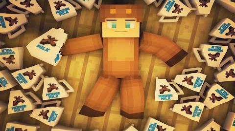"♫ ""MOOSE"" - Minecraft Parody of Panda by Desiigner (Music Video) ♫"