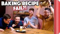BAKING Recipe FAIL?! Pass it On Ep