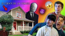 BREAKING INTO SLENDER MAN'S HOUSE! HUNTING FOR SLENDER MAN EP