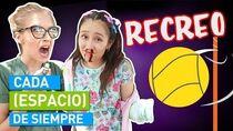 CADA RECREO DE SIEMPRE