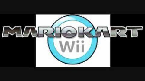 Coconut mall EXTENDED mario kart wii