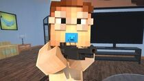 BABY MURDERS DADDY!?! - Minecraft WHO'S YOUR DADDY! (Minecraft Roleplay) 1