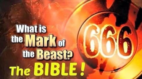 The Bible Is The Mark Of The Beast! 666