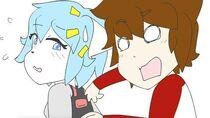 My Girlfriend is an Anime Girl (ft