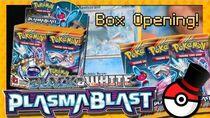 Pokémon TCG Plasma Blast Booster Box Opening!