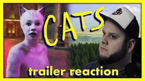 CATS Trailer reaction