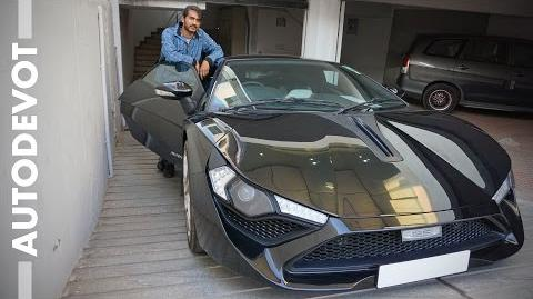 When i had an in-depth look at the DC Avanti.