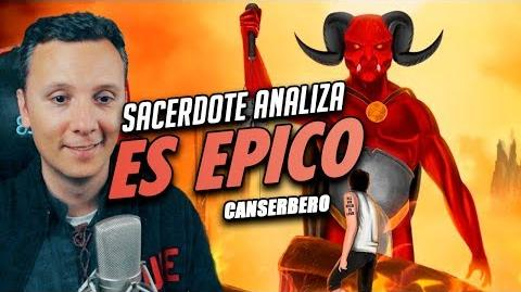 CANSERBERO - ES ÉPICO ANÁLISIS DE UN SACERDOTE CATÓLICO