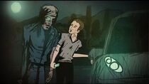 Gas Station Horror Story Animated