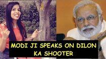 Modi Ji's Mann ki Baat on Dhinchak Pooja
