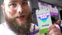 Sneaking Into Twitchcon while BANNED (ft