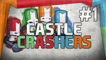 BUT WHY!? - Castle Crashers Part 1 - w Kenny
