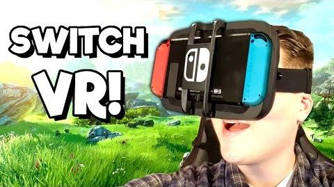 Switch VR TESTED! How well does it work? Nintendo Switch