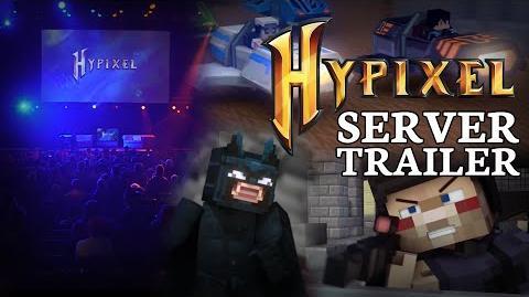Hypixel Server Trailer - Play now on mc.hypixel.net