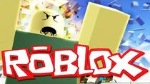 Roblox Adventures Giant Survival Giant Attacks Our House?!