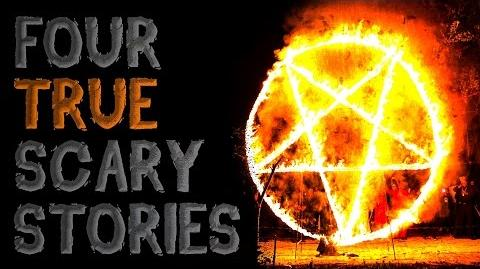 4 True Creepy Cult and Gang Stories Insane Asylum, Satanist's in the Woods and Murderous Thugs