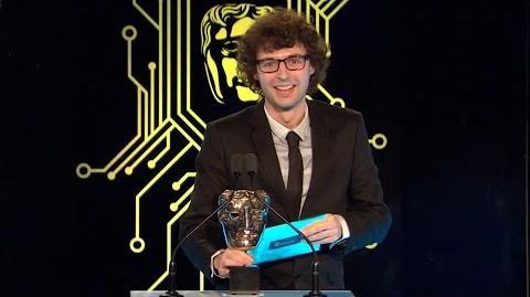 BAFTA Game Awards Vlog